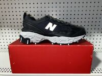 New Balance 801 Mens Athletic Trail Running Hiking Shoes Size 8.5 Black Gray
