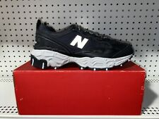New Balance 801 Mens Athletic Trail Running Hiking Shoes Size 8 Black Gray