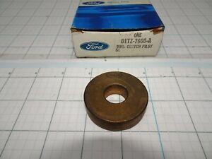 Ford D1TZ-7600-A Clutch Pilot Bushing Bearing Brass  OEM NOS