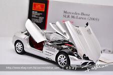 CMC 1:18 Benz SLR McLaren Silver