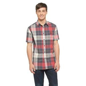 Mossimo Supply Co. Mens Short Sleeve Shirt