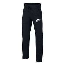 New listing Nike Black Club Fleece Pants Boy's Size M 84325