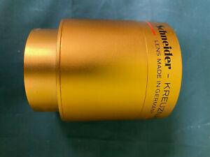 Vintage Schneider 125mm Cinelux Ultra 35mm/70mm Cine Projector Lens