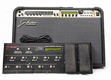 Johnson Millenium JM-150 2x12 Stereo Combo Guitar Amplifier with Foot Controller