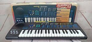 Bontempi System 5 666 SOUNDS GT 709 Electronic Keyboard Battery Mains Working