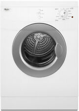 Whirlpool Electric Front Load Dryer Wed700Vw