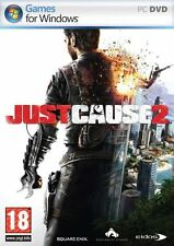 Just Cause 2 (PC-DVD) BRAND NEW SEALED