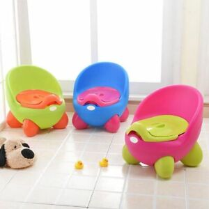 Portable Baby Potty Multifunction Baby Toilet Car Potty Kids Chair Childrens Pot