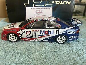 1:18 Autoart Craig Lowndes 1999 HRT Holden VT Commodore ATCC Winner