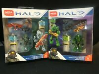Mega Construx Halo ROVERSHIELD Power&Active Camo Weapons Pack (FMM83&FPJ25)