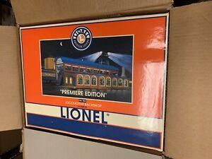 LIONEL 6-22918 PREMIER EDITION No. 446 TINPLATE Locomotive Backshop NEW w Master