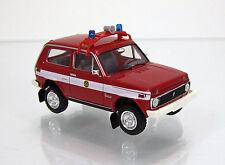 Brekina 27220 Lada NIVA WAS 2121 Grubenwehr Feuerwehr Scale 1 87 NEU OVP