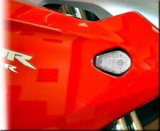 Flush Mount LED Turn Signals Honda CBR250R Clear FREE SHIPPING