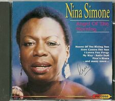 CD COMPIL 16 TITRES LIVE--NINA SIMONE--ANGEL OF THE MORNING