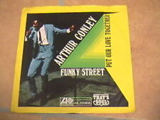 Arthur Conley - Funky Street - Put Our Love Together