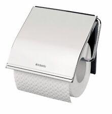 Brabantia 414589 Porte-rouleau pour Papier WC inox Bril