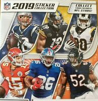 PANINI NFL 2019 STICKERS NUMBERS 383-558 BUY 4 GET 10 FOR FREE