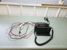 Kenwood TM-732A dual-band mobile with remote head / speaker stand