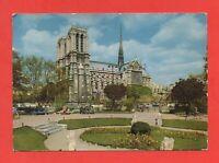 PARIS - La cathédrale Notre Dame  (J5118)