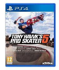Activision Tony Hawk's pro Skater 5 für Ps4 eng