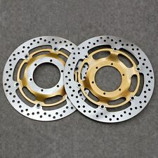 Floating Front Brake Disc Rotors Fit For Honda ST 1300 Pan European 2002-2013 12