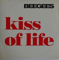 BEE GEES : KISS OF LIFE - [ 1994 FRENCH PROMO CD SINGLE ]