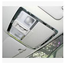 Chrome Front reading light Lamp cover trim 1pcs for Kia Sportage R 2011 - 2014