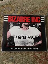 Bizarre Inc Agroovin RARE CD Single