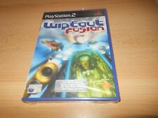 WIPEOUT FUSION - uk pal Sony Playstation 2 PS2 - NUOVO SIGILLATO in fabbrica