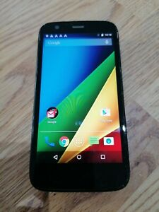 Motorola MOTO G - 8GB - Blue. Smartphone. Network Unknown. Used Great Condition.