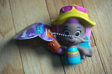 Fisher-Price Bubble Guppies Molly Bath Squirter Brand New
