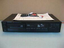 Kenwood DP-47 Compact Disc Player - Nice!