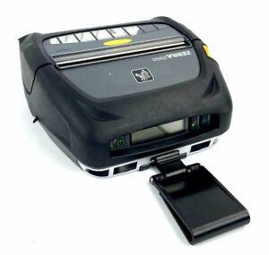 Zebra ZQ520 ZQ52-AUE0000-00 Thermal Wireless Printer - 77 Cycles/ 943 IN