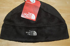 the north face womens denali thermal beanie tnf black soft fleece small / medium