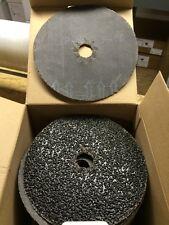 "7"" X 5/16"" Premium Floor Sanding Edger Disc Silicon Carbide 16 Grit (50 Pieces)"