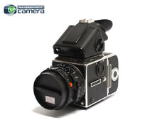 Hasselblad 503CW Camera w/CFE 80mm F/2.8, A12 Back, PME3 Metered Finder