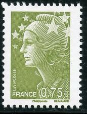 STAMP / TIMBRE DE FRANCE  N° 4473 ** MARIANNE DE BEAUJARD