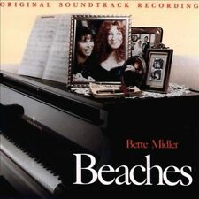 Beaches [Original Soundtrack] by Bette Midler (CD, Nov-1988, Atlantic (Label))