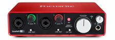 Focusrite Scarlett 2i2 2nd Gen 2 Channel Audio Interface - FOCSC2I2