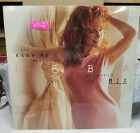 "SEALED! Vintage 1996 Reba McEntire ""You Keep Me Hangin' On"" LP (MCA-11264) MINT!"