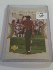 2001 Upper Deck #151 Tiger Woods : Victory March