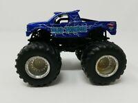 Hot Wheels BLUE  THUNDER Monster Jam Truck (2006) 1:64 Mattel (g1cp)
