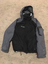 Columbia Core Interchange 3 In 1 Winter Ski Jacket Coat Mens Size X Large black