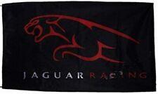Jaguar Racing Flag red/black  1500mm x 900mm (of)