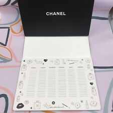 New, CHANEL Weekly Planner/ Journal, VIP Gift