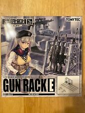 LD025 Tomytec Little Armory Gun Rack E 1//12 Plastic Model