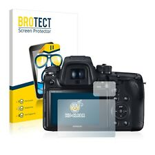 2x BROTECT Screen Protector for Samsung NX1 Protection Film