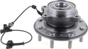 Wheel Bearing and Hub Assembly Front BCA Bearing WE61851