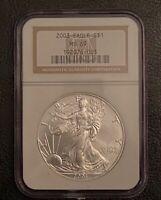 NGC MS69 2003 American Silver Eagle 1 oz .999 Fine Silver Dollar $1.00 Coin