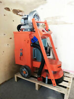 Brand NEW 220V Concrete Floor Grinder with Fan,Industry Tools Heavy duty, US